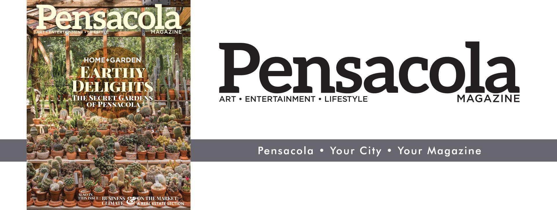 Pensacola Magazine, June 2018