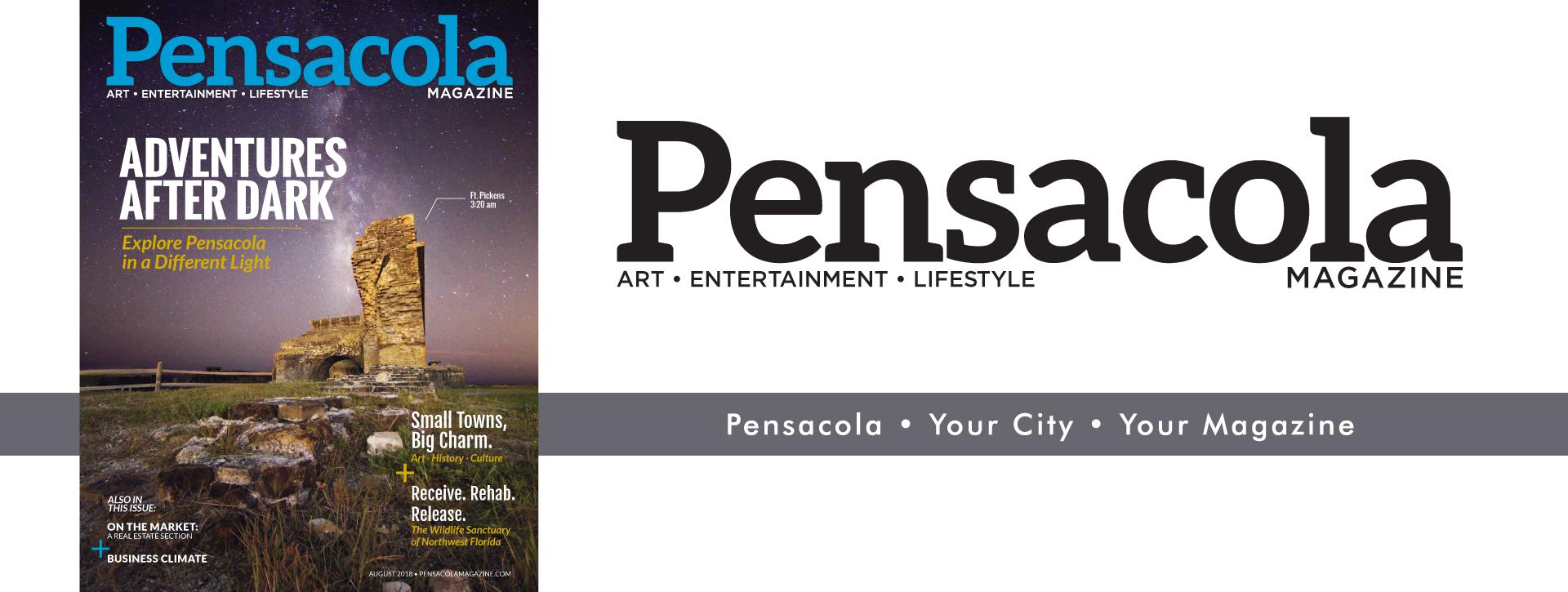 Pensacola Magazine, August 2018