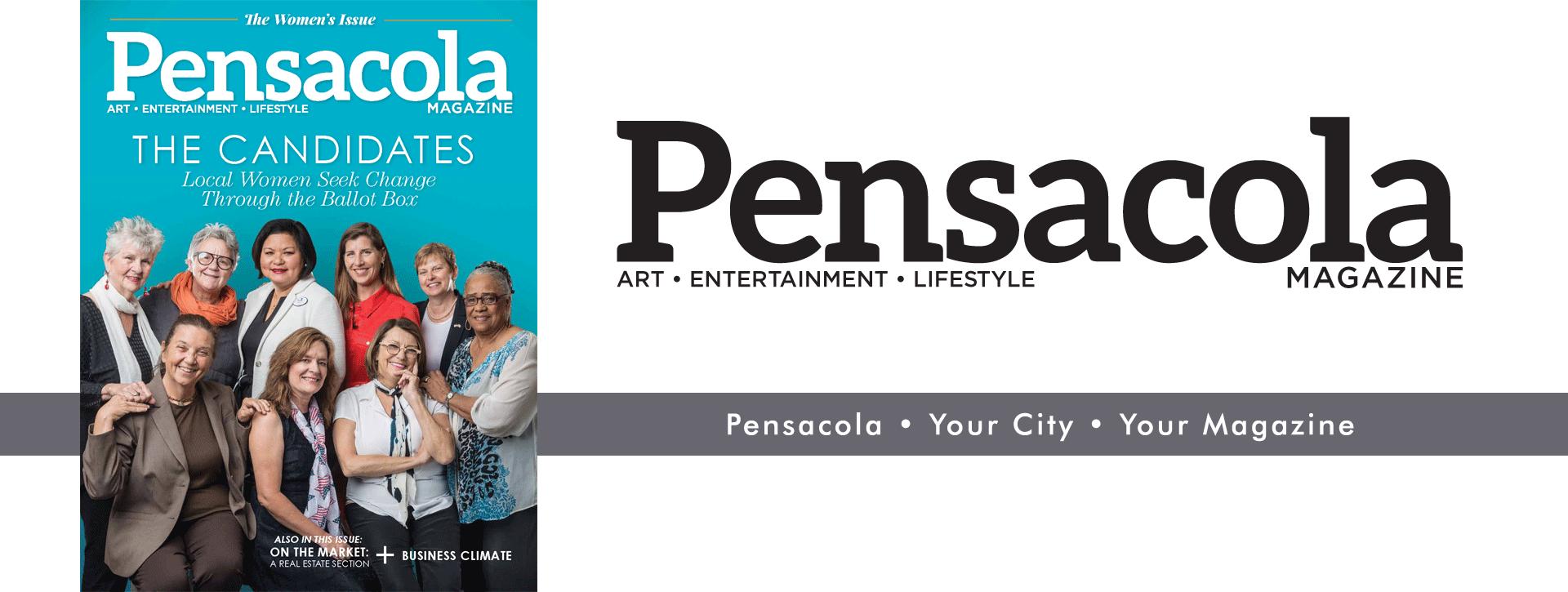 Pensacola Magazine, July 2018