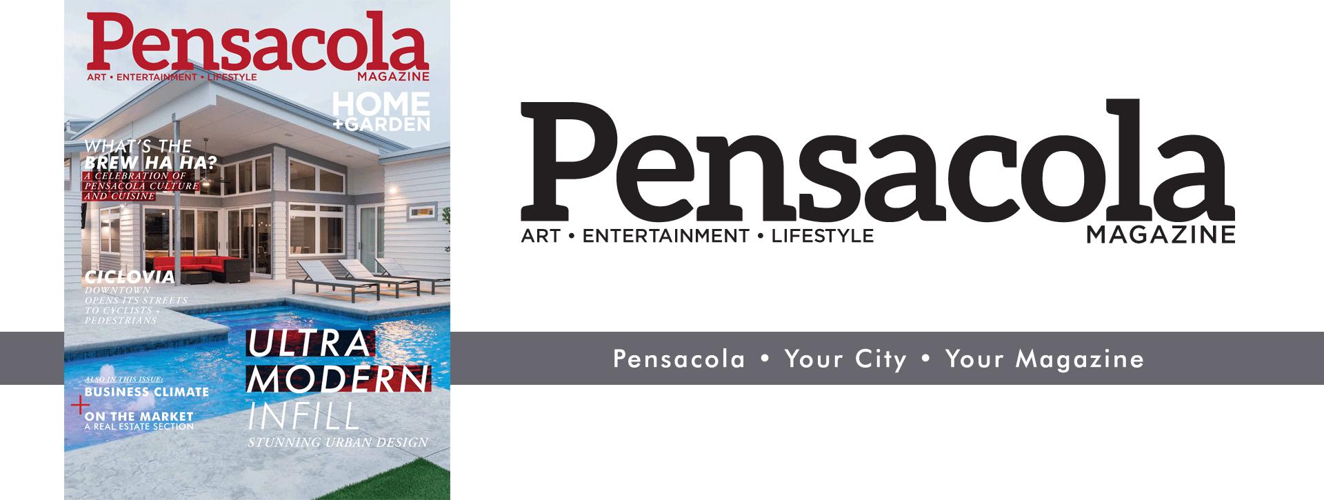 Pensacola Magazine, March 2018