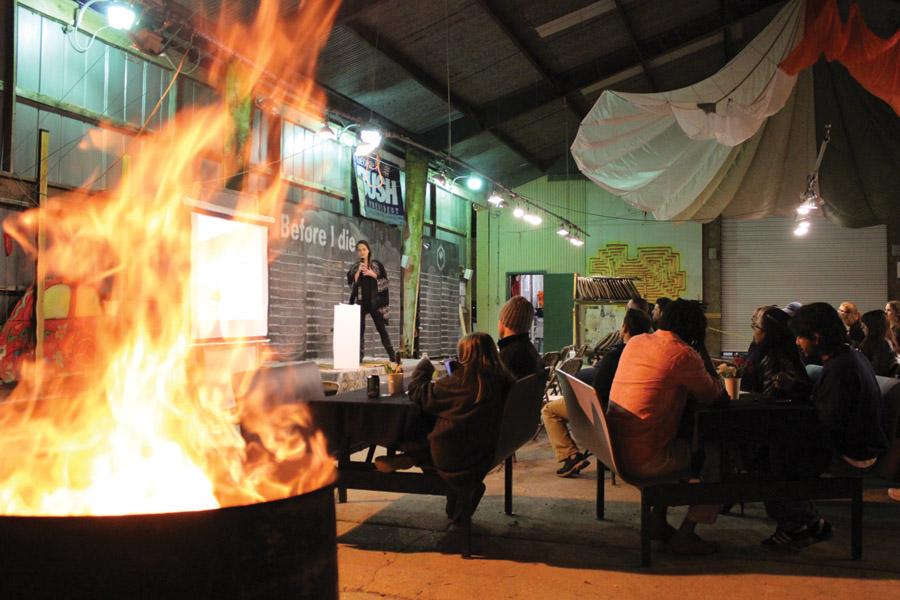 fire poets