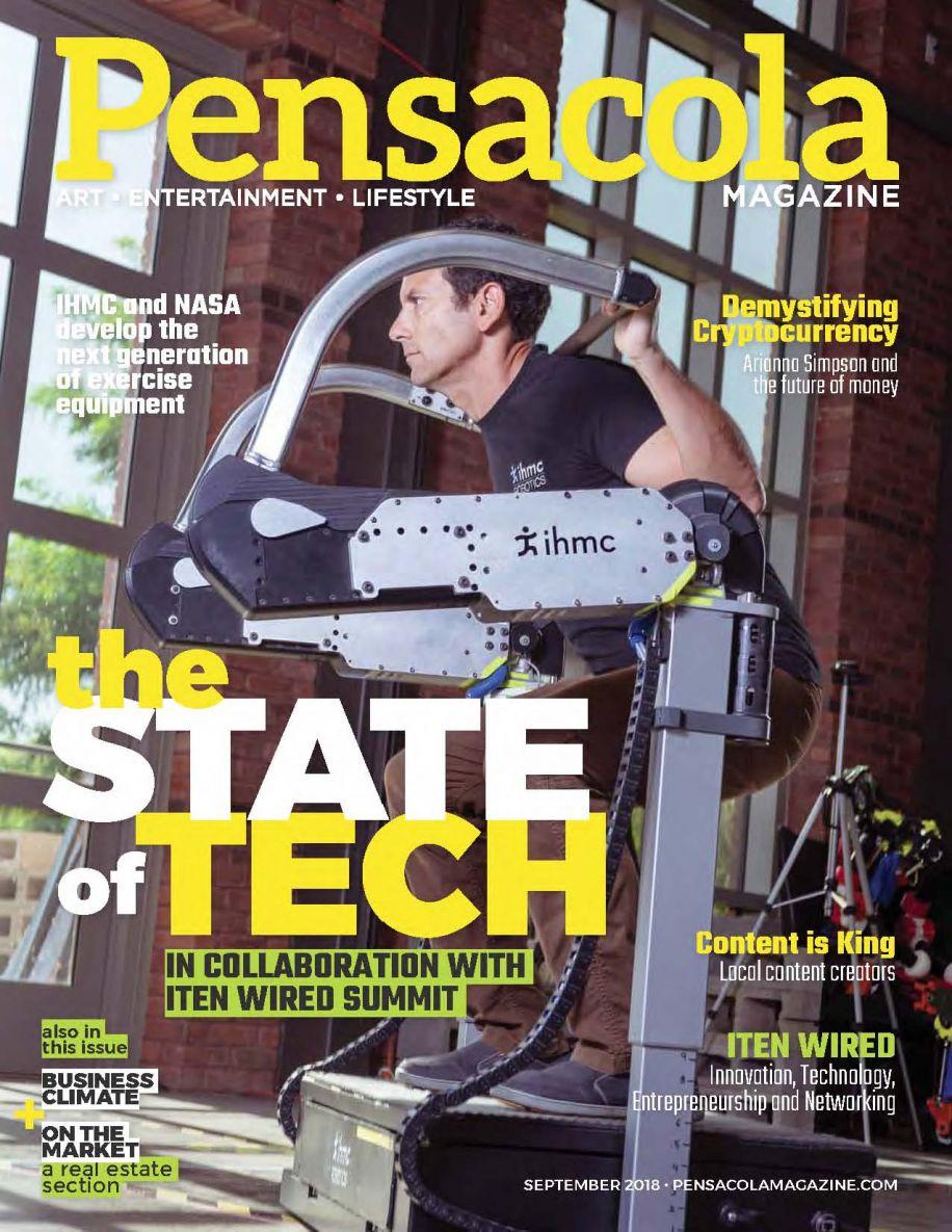 Ballinger Publishing | Pensacola Magazine & ITEN Wired present The ...