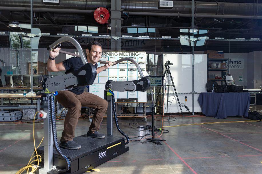 Ballinger Publishing | IHMC and NASA develop the next generation of exercise equipment